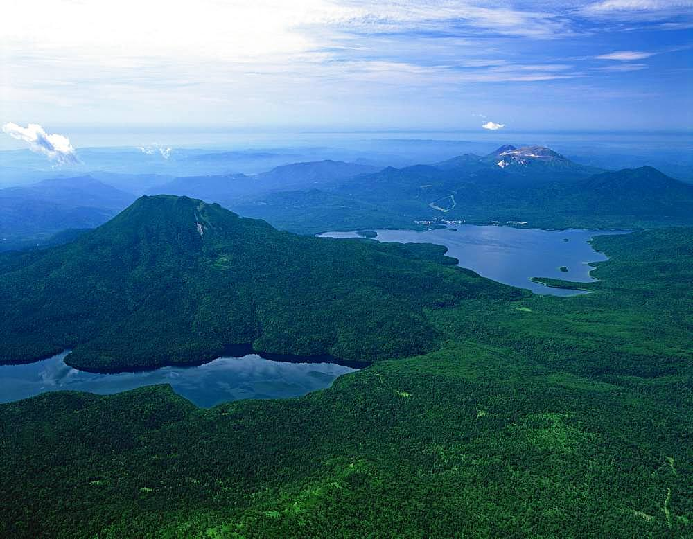 Panketo Pond, Hokkaido