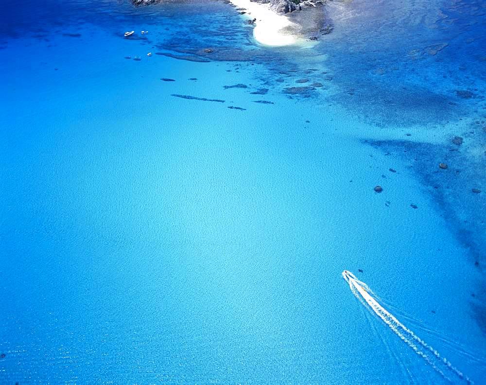 Kerama Islands, Aerial, Okinawa Prefecture