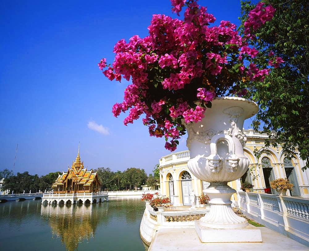 Bang Pa-In Royal Palace, Thailand