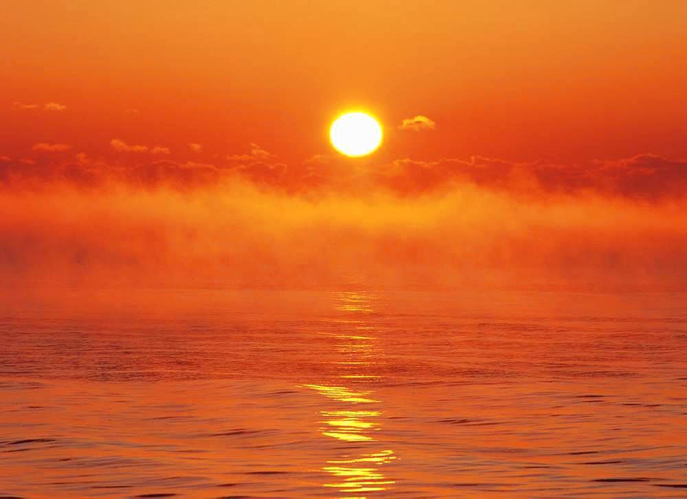 Nemuro Strait, Hokkaido