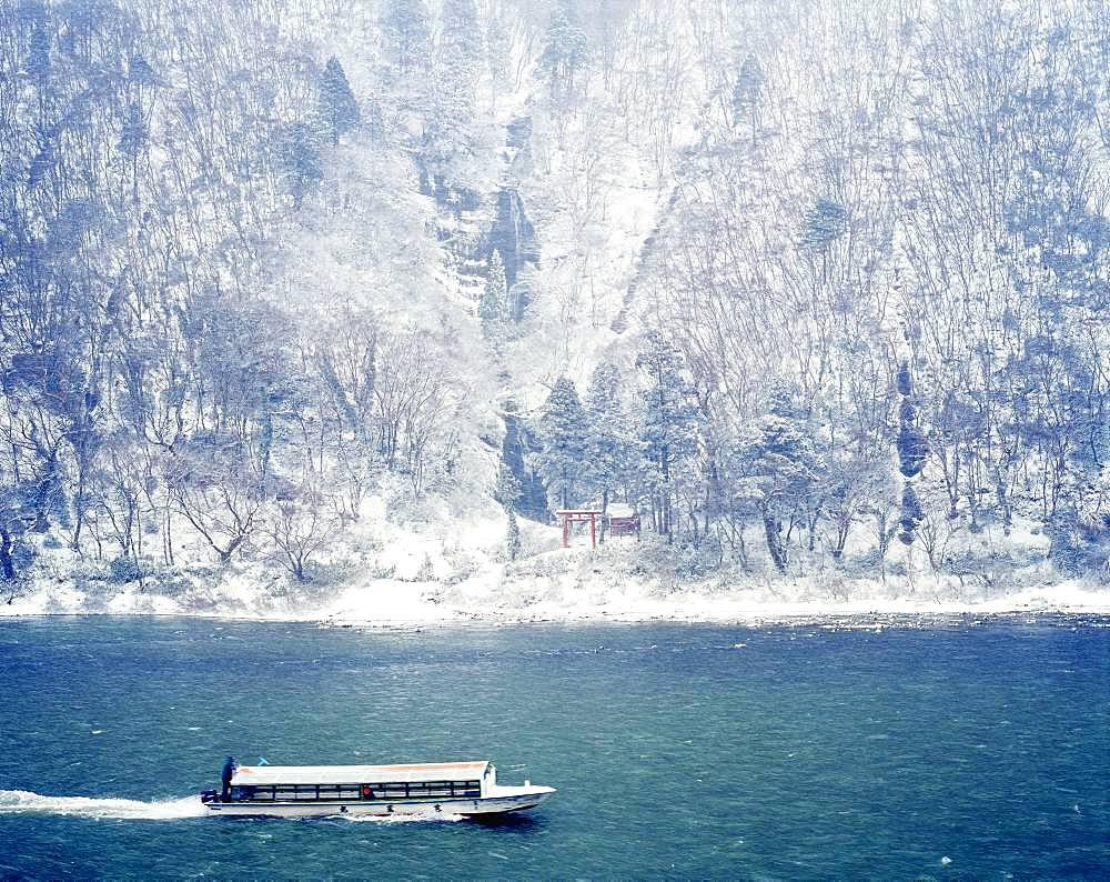 Mogami River, Yamagata Prefecture