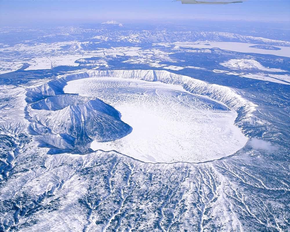 Lake Mashu, Hokkaido