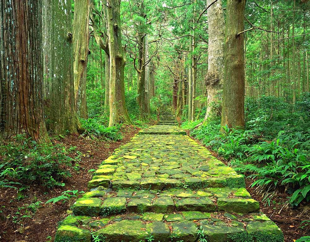 Old Road, Kumano, Mie Prefecture