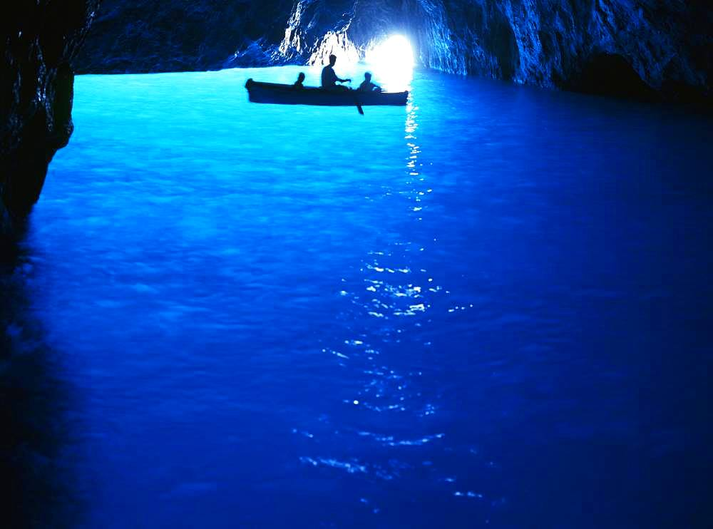 Blue Grotto, Italy