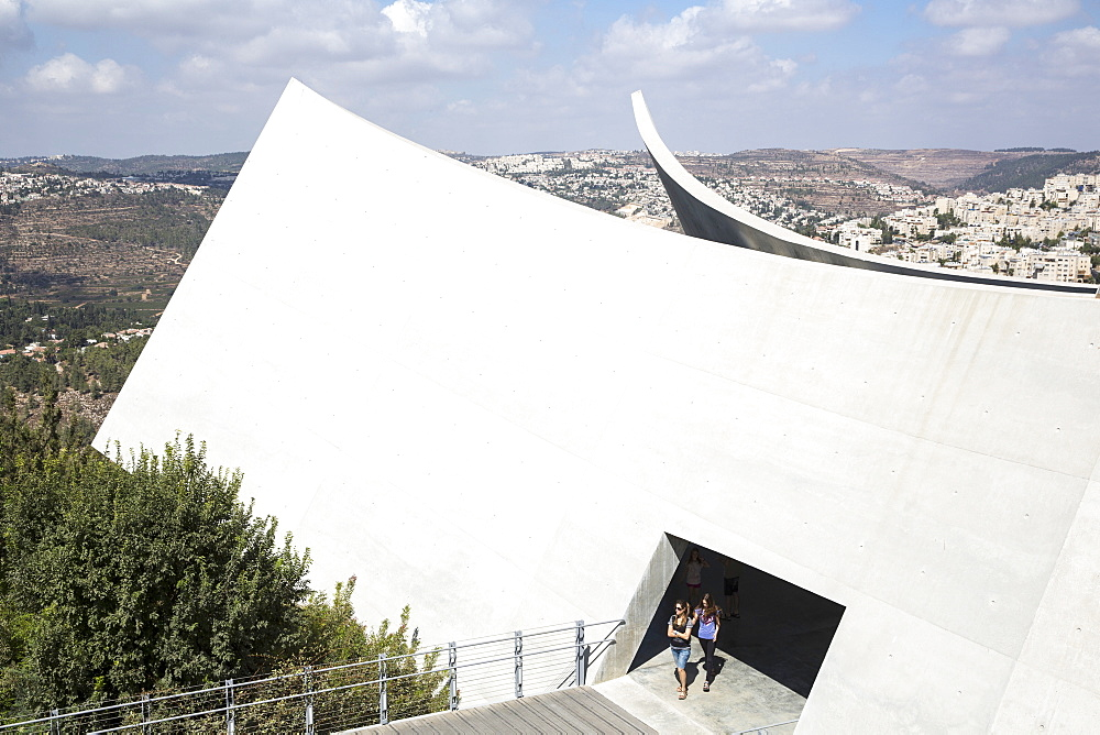 Yad Vashem, Holocaust Museum and Memorial, Jerusalem, Israel