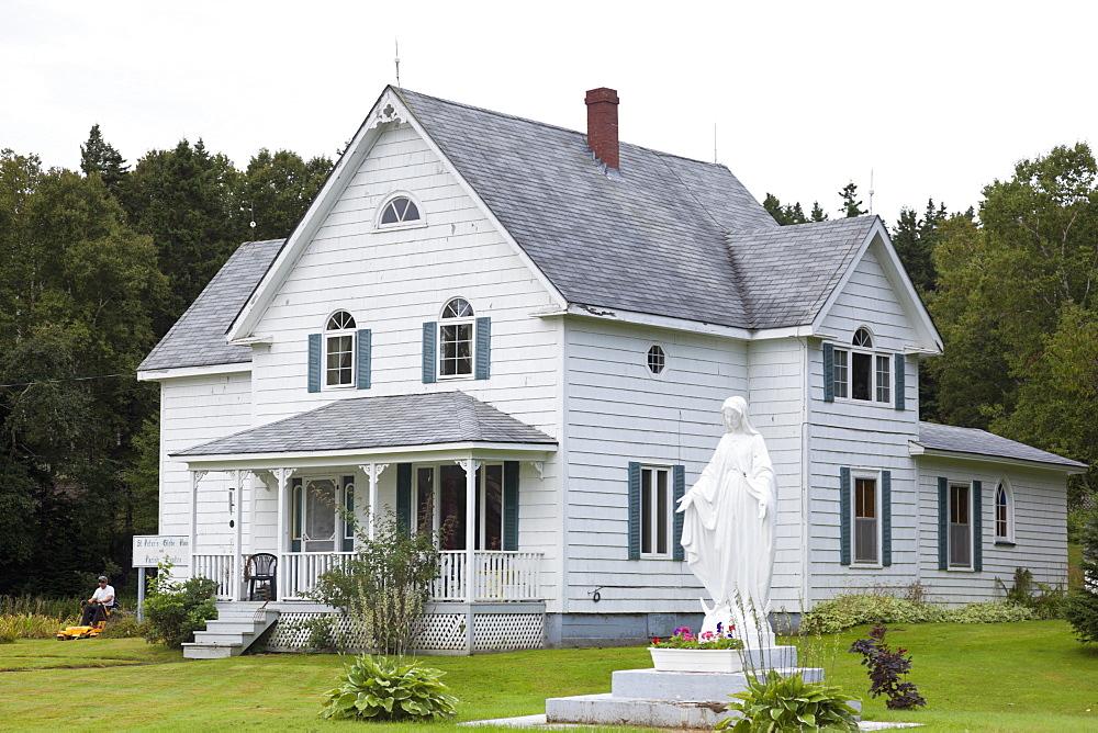 Parish Centre of St Peters Church, Cape Breton Island, Canada