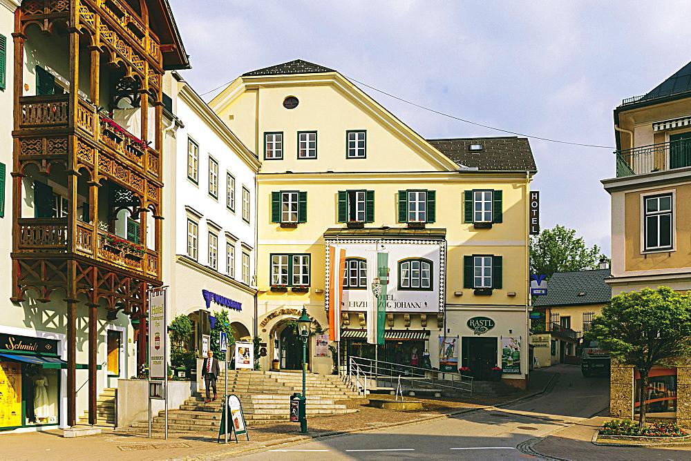 Hotel Erzherzog Johann, Bad Aussee, Styria