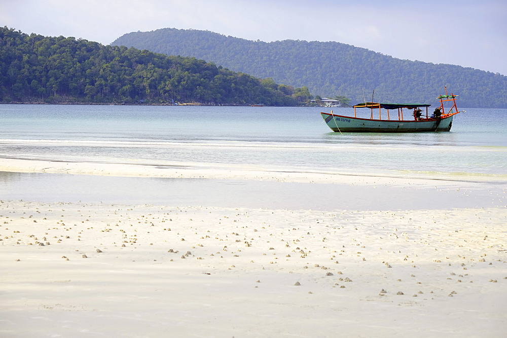 Asia, South East Asia, Cambodia, Koh Rong Samloem island, Saracen Bay