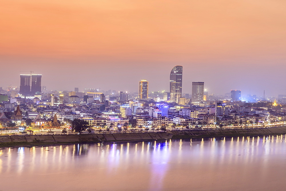 Stock photo of Phnom Penh