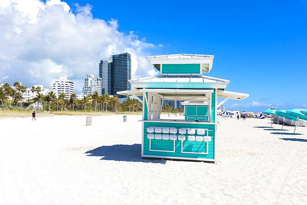 South Beach, Miami, Florida, United States of America, North America