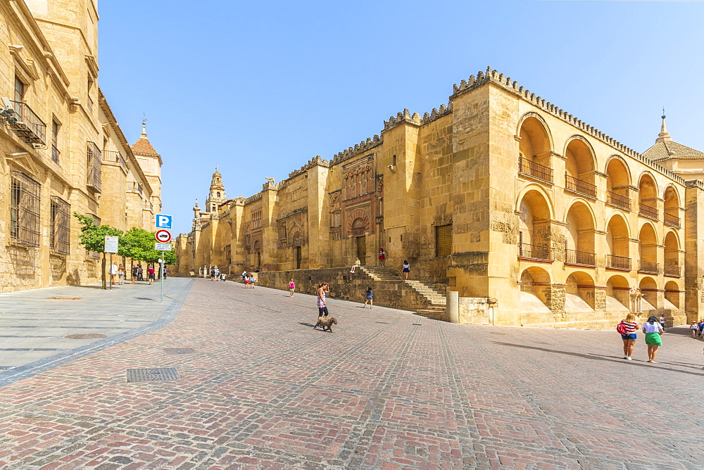 Mezquita-Catedral (Great Mosque of Cordoba), Islamic mosque converted into a Christian cathedral, Cordoba, UNESCO World Heritage Site, Andalusia, Spain, Europe