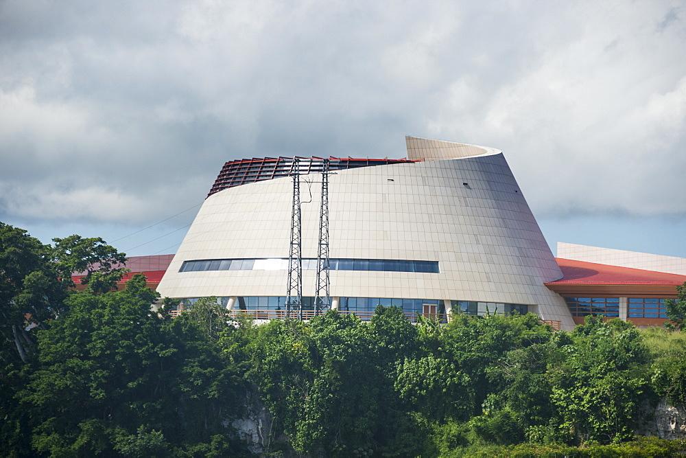 The Parliament of Vanuatu, Port Vila, Efate, Vanuatu, Pacific