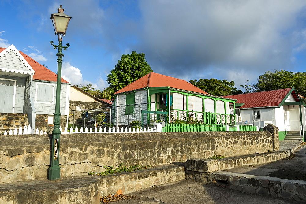 St. Eustatius, Statia, Caribbean, Netherland Antilles - 1184-1168