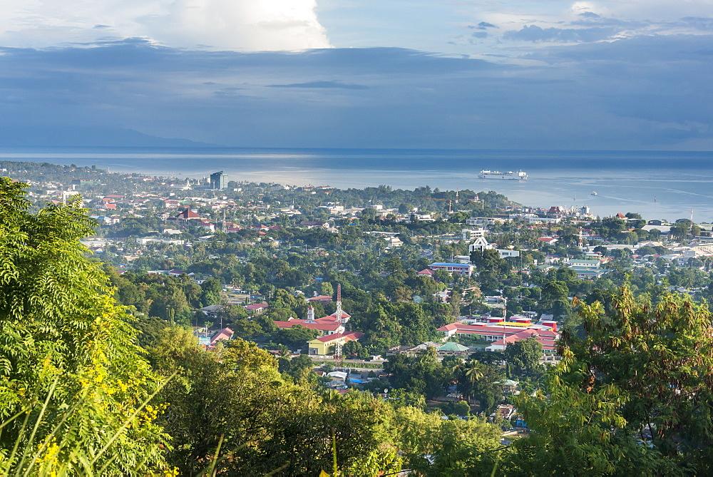 Overlook over Dili, capital of East Timor - 1184-1341