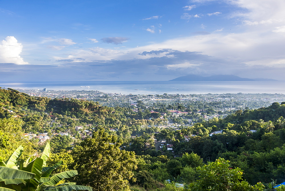 Overlook over Dili, capital of East Timor - 1184-1342