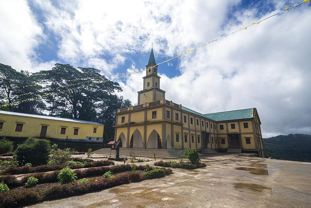 Church of St Matthew, Maubisse, East Timor