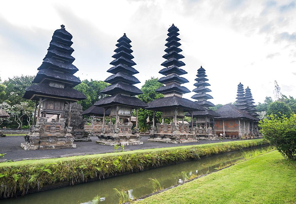 Unesco world heritage sight Taman Ayun temple, Bali, Indonesia