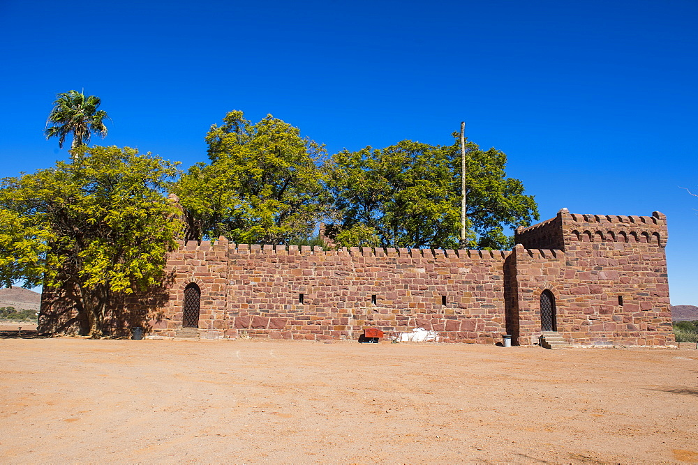 Duwisib castle, central Namibia