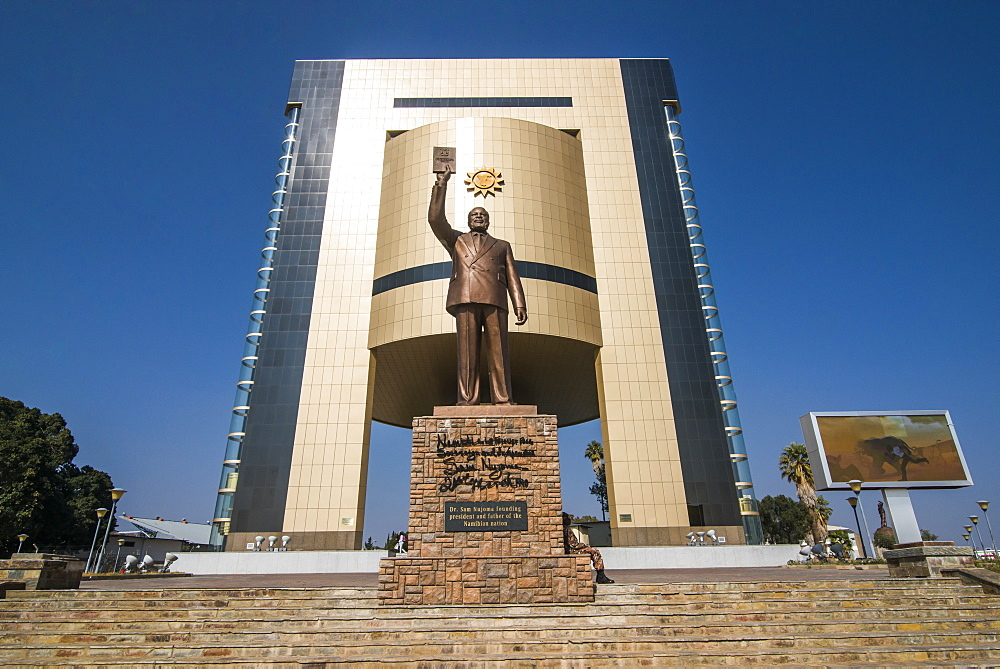 National Museum of Namibia, Windhoek, Namibia, Africa
