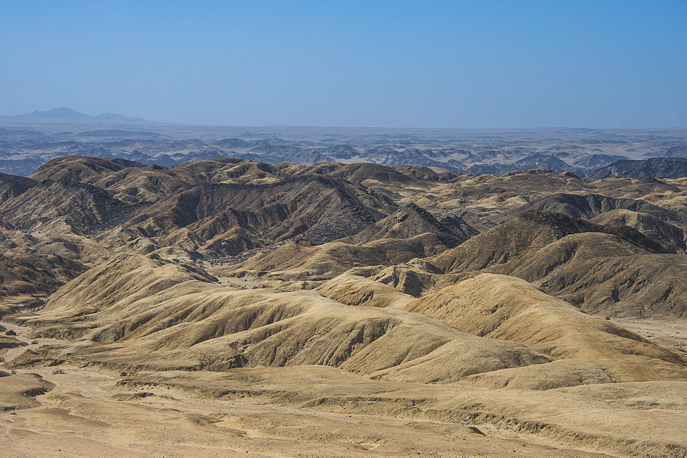 Valley of the Moon near Swakopmund, Namibia, Africa