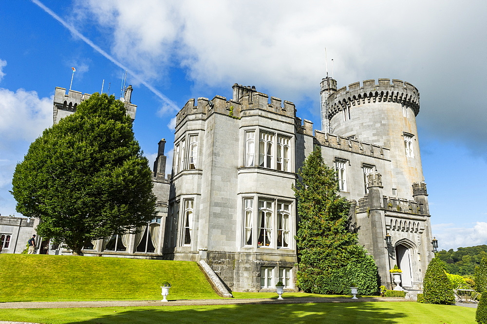 Dromoland Castle, County Clare, Republic of Ireland
