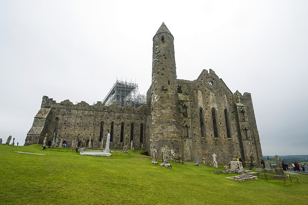 Cathedral on the Rock of Cashel, Cashel, County Tipperary, Munster, Republic of Ireland, Europe