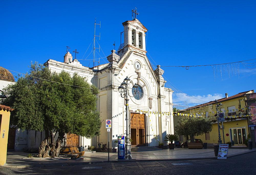 Cathedral of Pula, Sardinia, Italy
