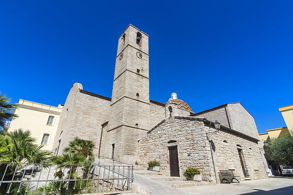 Church of St. Paul the Apostle, Olbia, Sardinia, Italy, Mediterranean, Europe