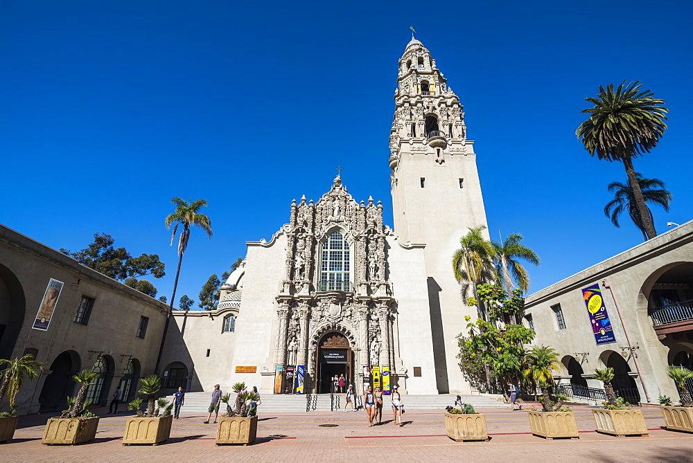San Diego Museum of Man, Balboa Park, San Diego, California, United States of America, North America