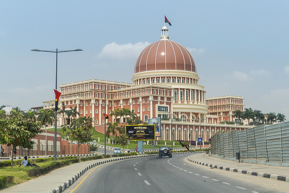National Assembly of Angola, Luanda, Angola - 1184-1974
