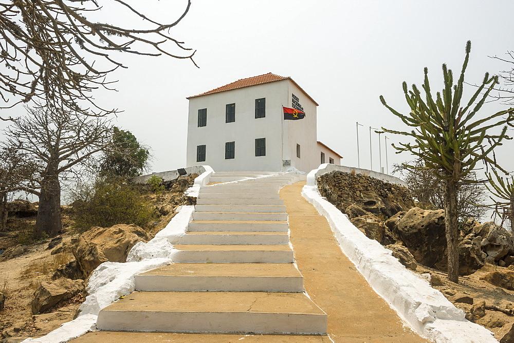 Atlantic Slave Trade Museum, Luanda, Angola, Africa