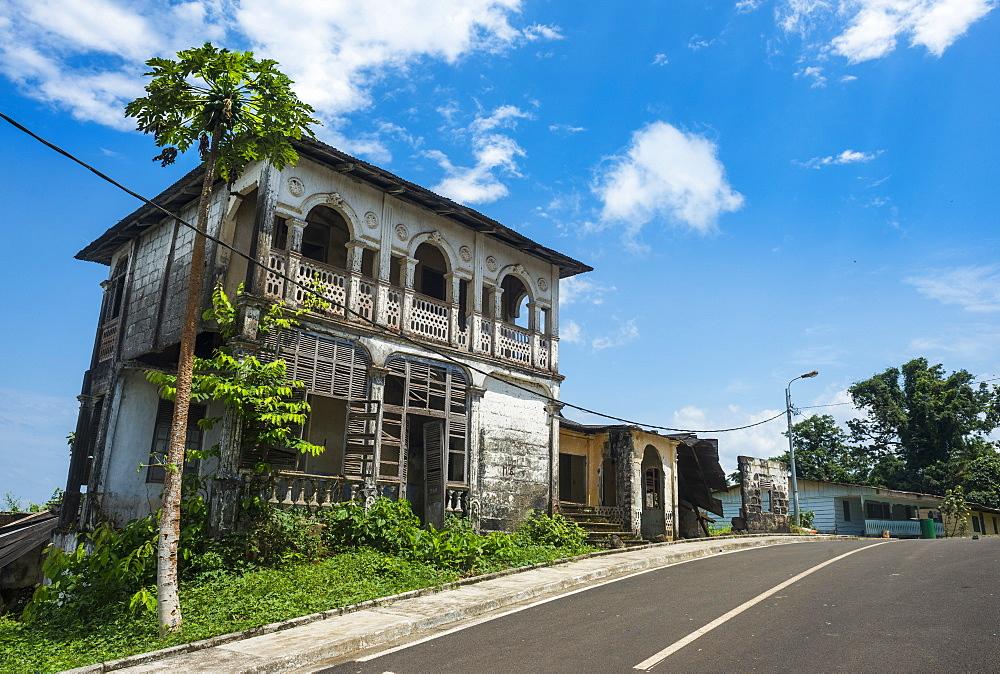 Batete, Bioko, Equatorial Guinea, Africa