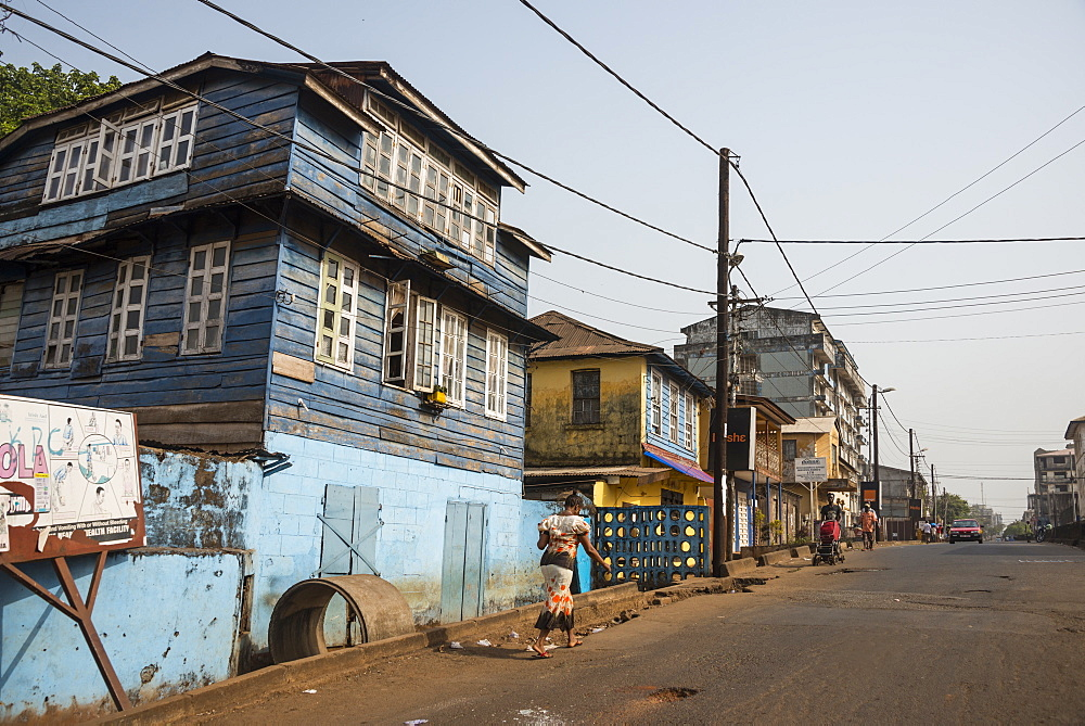 Freetown, Sierra Leone, West Africa, Africa
