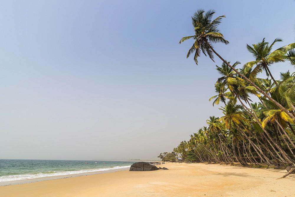 Pretty Bukeh Beach, Sierra Leone - 1184-2285