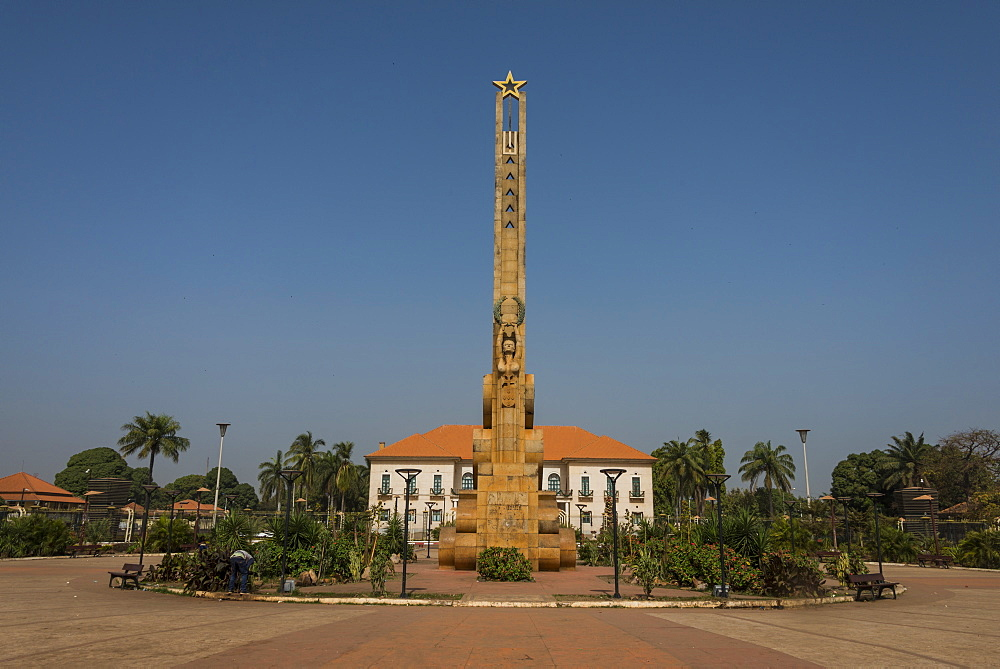 Empire square, Bissau, Guinea Bissau