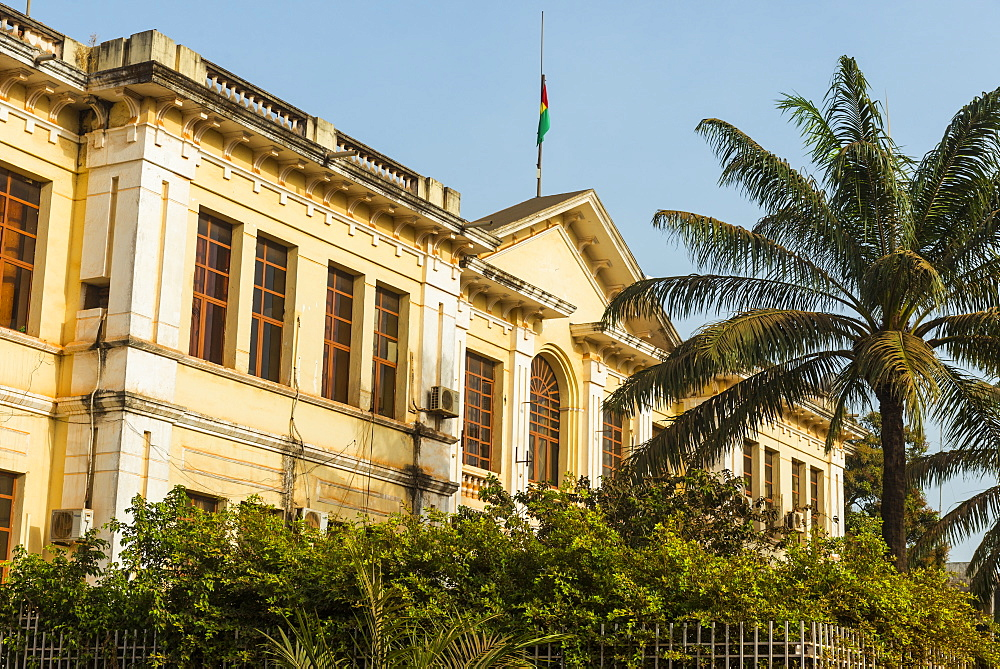 Old Portuguese architecture, Bissau, Guinea Bissau - 1184-2297