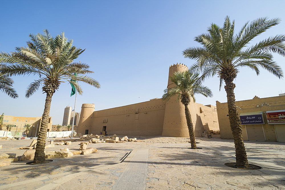 Masmak fort, Riyadh, Saudi Arabia, Middle East