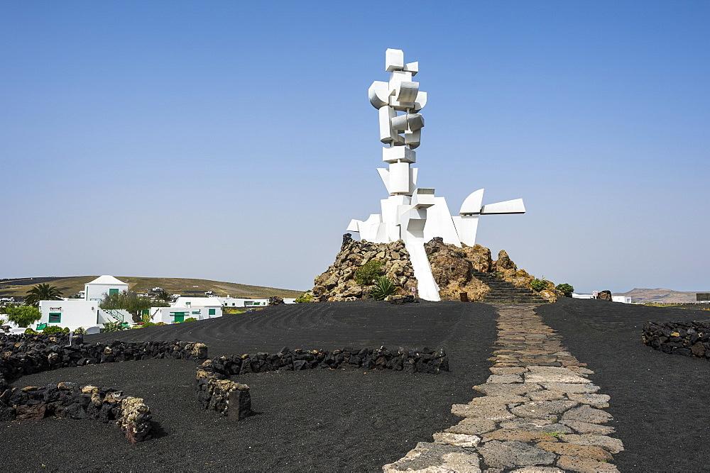 Monumento al Campesino, Lanzarote, Canary Islands, Spain, Atlantic, Europe