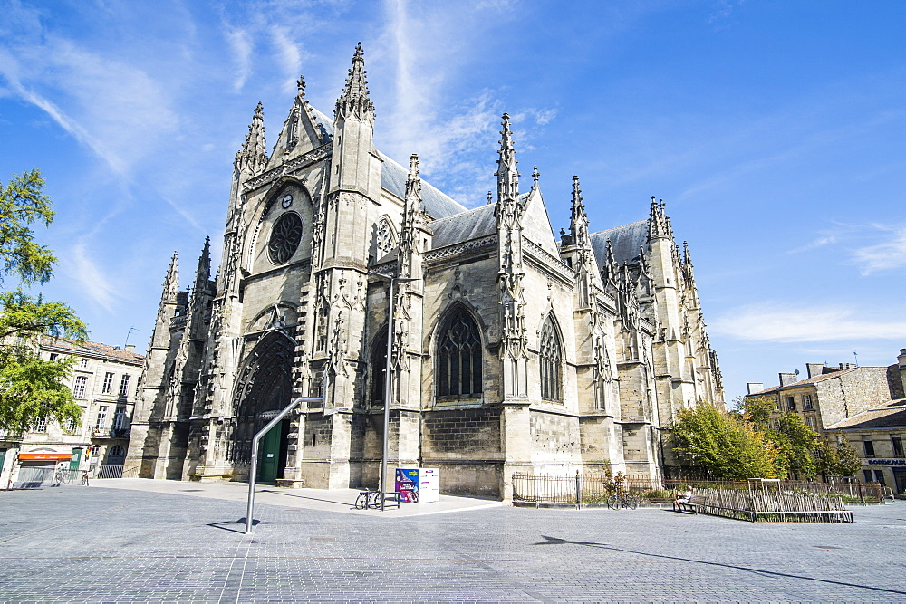 Basilica of Saint Michel, Bordeaux, Aquitaine, France, Europe