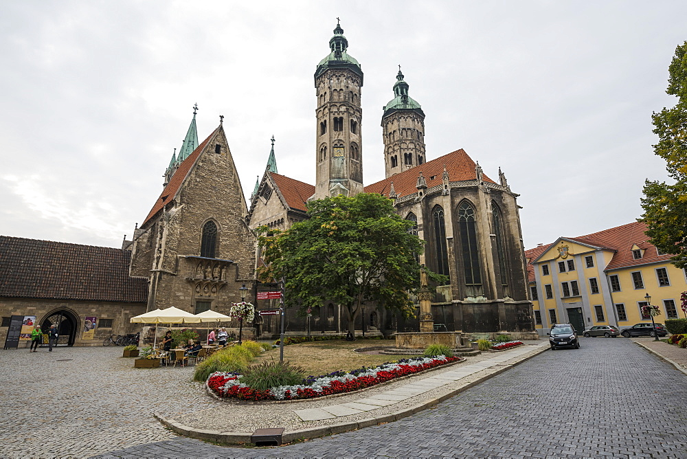 Naumburg Cathedral, UNESCO World Heritage Site, Naumburg, Saxony-Anhalt, Germany, Europe
