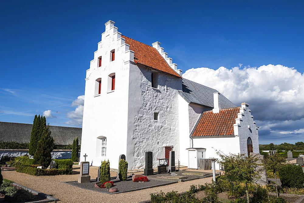 Saint PetersChurch, Bornholm, Denmark, Scandinavia, Europe