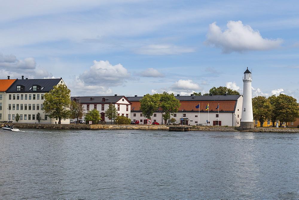 Unesco world heritage sight the Naval base of Karlskrona, Sweden