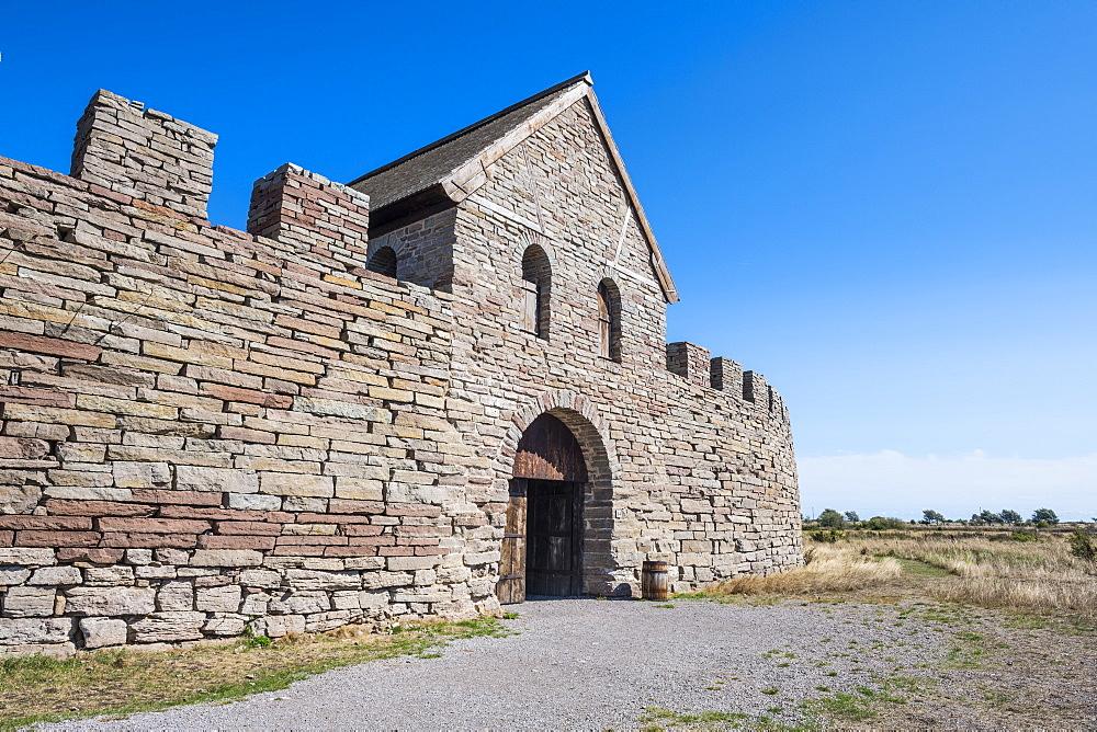 Eketorp Fortress, Oland, Sweden