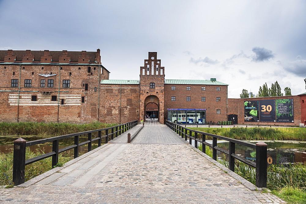 Malmo Castle, Malmo, Sweden, Scandinavia, Europe