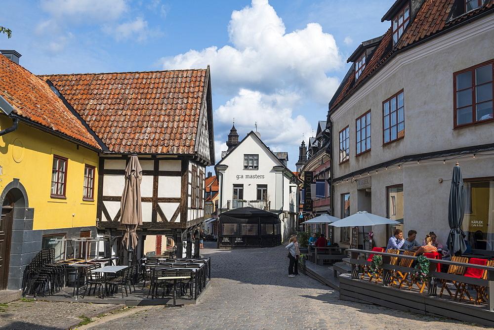 Town of Visby, UNESCO World Heritage Site, Gotland, Sweden, Scandinavia, Europe