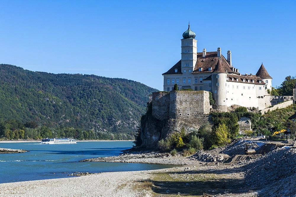 Castle Schonbuhel, Wachau, UNESCO World Heritage Site, Austria, Europe
