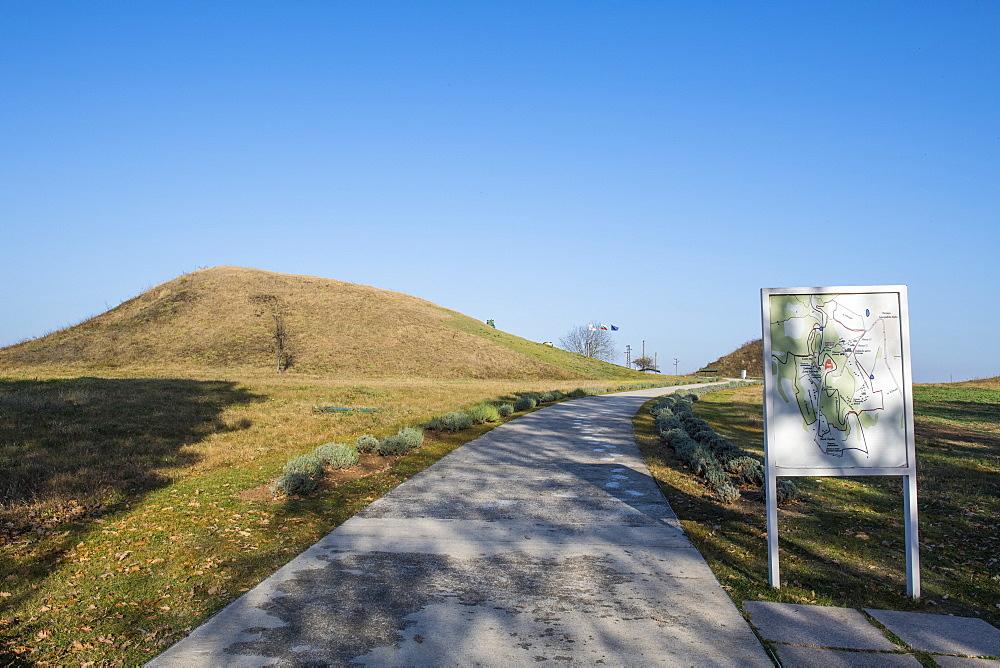 Unesco world heritage sight the Thracian Tomb of Sveshtari, Razgrad, Bulgaria - 1184-2963