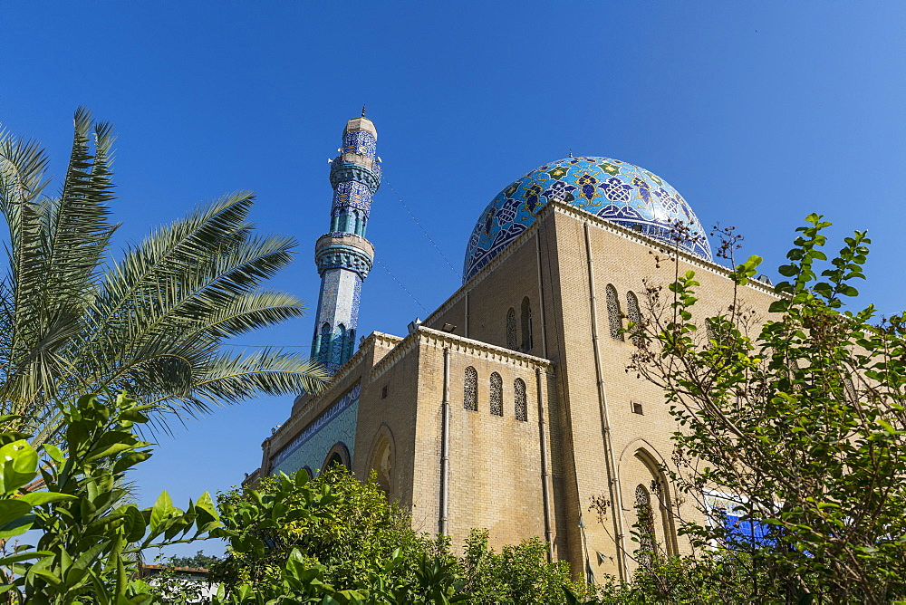 Historic Mosque of 17 Ramadan, Baghdad, Iraq, Middle East