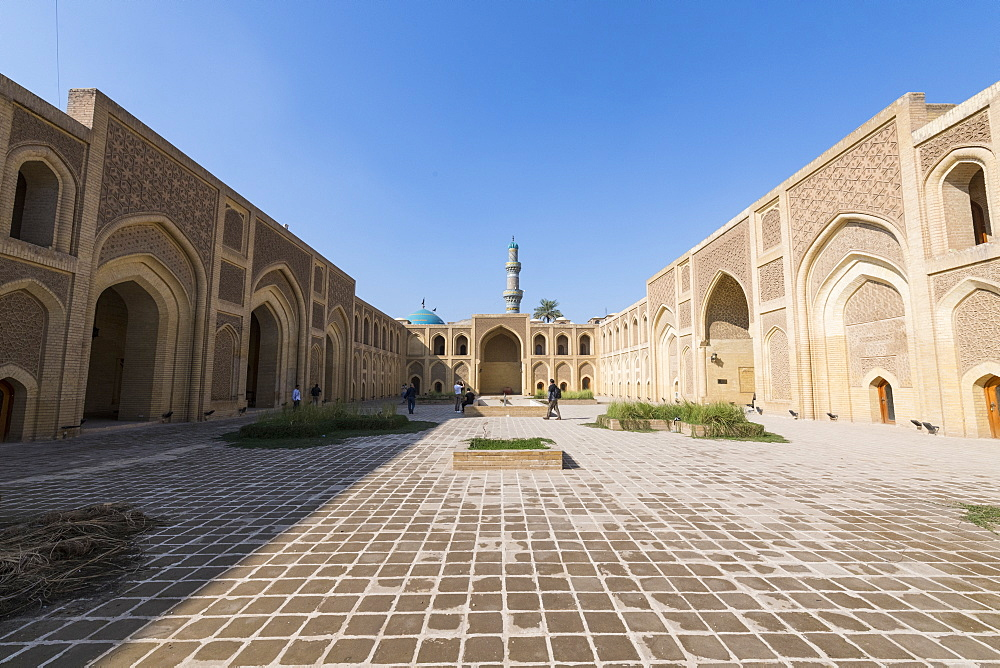 Mustansiriya Madrasah, one of the oldest colleges in the world, Baghdad, Iraq, Middle East