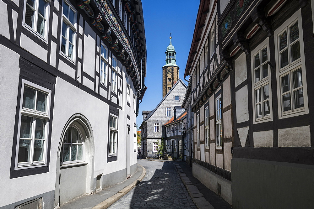 Goslar, UNESCO World Heritage Site, Lower Saxony, Germany, Europe